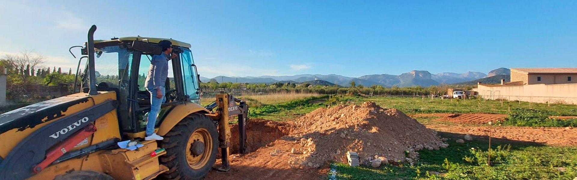 Obra Nueva Mallorca